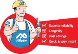 AIRpipe piping systems company values