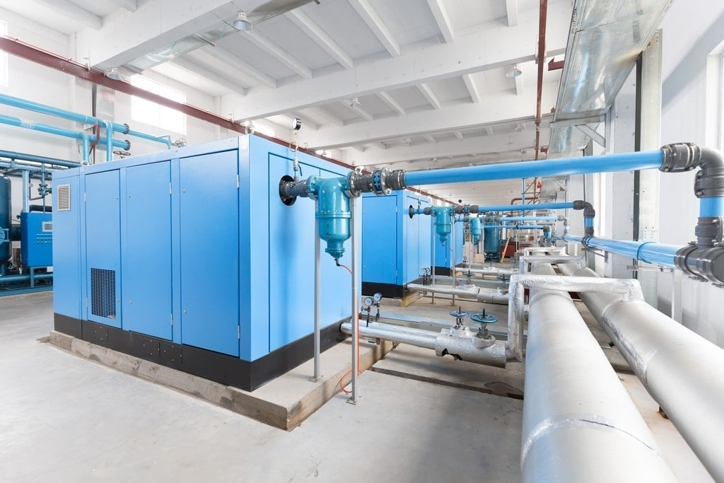 Compressed Air Piping >> Industrial applications for AIRpipe aluminum pipes and piping systems
