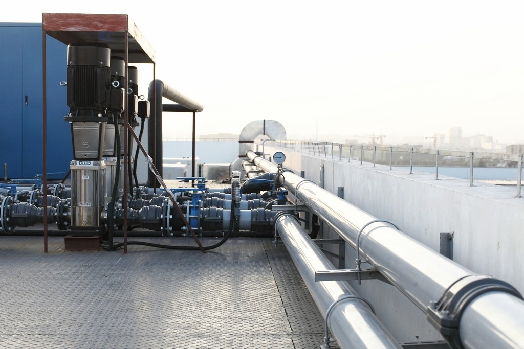 Industrial Air Pipes : Industrial applications for airpipe aluminum pipes and
