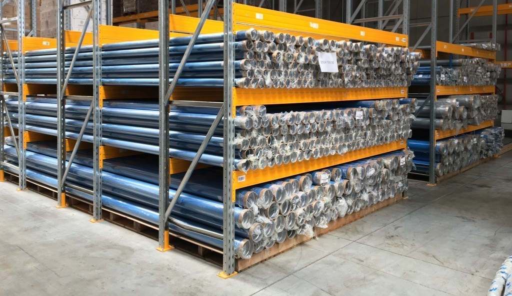AIRpipe Europe - Aluminum pipes and piping systems